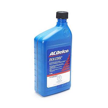 נוזל קירור כחול מרוכז DELPHI כמות 1.5 ליטר