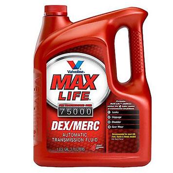 שמן גיר אוטומט דקסטרון 6 מקס לייף אדום 4 ליטר