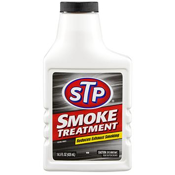 תוסף שמן מנוע  עשן STP